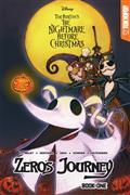 DISNEY-MANGA-NIGHTMARE-CHRISTMAS-ZEROS-JOURNEY-TP-VOL-01-(C