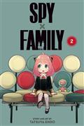 Spy X Family GN Vol 02 (C: 1-1-2)