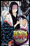 Demon Slayer Kimetsu No Yaiba GN Vol 16 (C: 1-1-2)