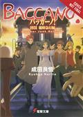 Baccano Light Novel HC Vol 14 (C: 1-1-2)