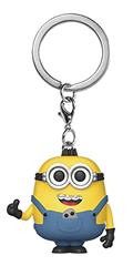 Pocket Pop Minions 2 Pet Rock Otto Fig Keychain (C: 1-1-2)