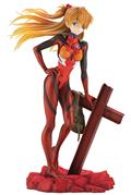Evangelion 3.0 Asuka Shikinami Langley Pvc Statue (Net) (C: