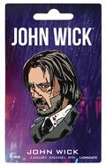 John Wick John Wick Head Enamel Pin (C: 0-1-2)