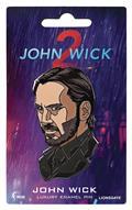 John Wick 2 John Wick Head Enamel Pin (C: 0-1-2)