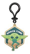 Sw Mandalorian Child Snack Time Soft Pvc Bag Clip (C: 1-1-2)