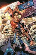 Superman #25 Cvr B Bryan Hitch Card Stock Var