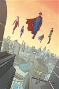 Legion of Super-Heroes #9 Cvr B Andre Araujo Var