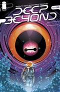 Deep Beyond #8 (of 12) Cvr A Broccardo
