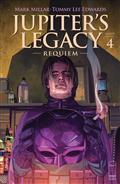Jupiters Legacy Requiem #4 (of 12) Cvr A Edwards (MR)