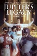 Jupiters Legacy Requiem #4 (of 12) Cvr B Garner (MR)