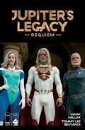 Jupiters Legacy Requiem #4 (of 12) Cvr C Netflix Photo Cvr (