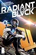 Radiant Black #8 Cvr B Carlos