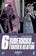 Six Sidekicks of Trigger Keaton #4 Cvr A Schweizer (MR)