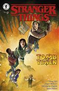 Stranger Things Tomb of Ybwen #1 (of 4) Cvr C Galindo