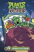Plants vs Zombies Dream A Little Scheme HC (C: 1-1-2)