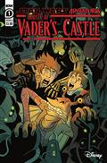 Star Wars Adv Ghost Vaders Castle #1 (of 5) Cvr B Charm (C: