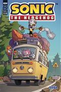 Sonic The Hedgehog #45 Cvr A Stanley (C: 1-0-0)