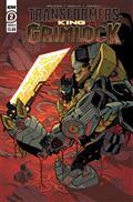 Transformers King Grimlock #2 (of 5) Cvr B Kyriazis