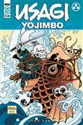 Usagi Yojimbo #22 Cvr A Sakai