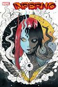 Inferno #1 (of 4) Momoko Var