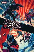 Winter Guard #2 (of 4)