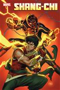 Shang-Chi #4 Clarke Miles Morales 10Th Anniv Var