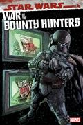 Star Wars War Bounty Hunters #4 (of 5)