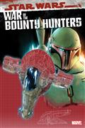 Star Wars War Bounty Hunters #4 (of 5) Blueprint Var