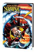 Doctor Strange Sorcerer Supreme Omnibus HC Vol 03 Dm Var