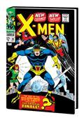X-Men Omnibus HC Vol 02 Tuska Dm Var New PTG