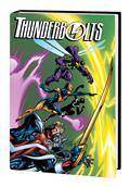 Thunderbolts Omnibus HC Vol 02 Bagley Cvr