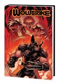 Wolverine By Benjamin Percy HC Vol 01