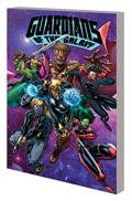 Guardians of The Galaxy By Ewing TP Vol 03 Were Superheroes