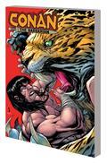 Conan The Barbarian By Jim Zub TP Vol 02 Land of Lotus