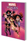 Marvels Voices TP Heritage