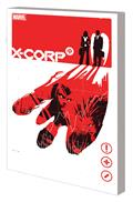 X-Corp By Tini Howard TP Vol 01