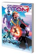 Children of Atom By Vita Ayala TP Vol 01