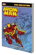 Iron Man Epic Collection TP In The Hands of Evil