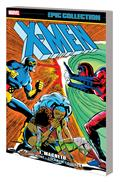 X-Men Epic Collection TP I Magneto