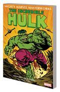 Mighty MMW Incredible Hulk GN TP Vol 01 Green Goliath Cho Cv