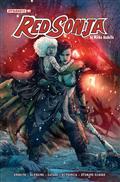 Red Sonja (2021) #1 Cvr B Anacleto