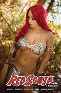 Red Sonja (2021) #1 Cvr E Cosplay