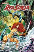 Red Sonja (2021) #1 Cvr G 10 Copy Incv Booth Orig Art