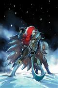 Red Sonja (2021) #1 Cvr O Andolfo Premium Metal