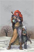 Red Sonja (2021) #1 Cvr Q Anacleto Ltd Virgin