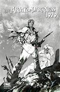 Army of Darkness 1979 #1 Cvr G 15 Copy Incv Sayger B&W