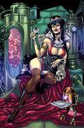 Vampiverse #1 Cvr P Hughes Ltd Virgin (C: 0-1-2)