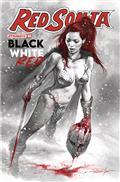 Red Sonja Black White Red #3 Cvr A Parrillo