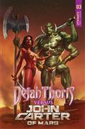 Dejah Thoris vs John Carter of Mars #3 Cvr A Parrillo