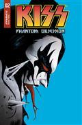 Kiss Phantom Obsession #2 Cvr A Lee